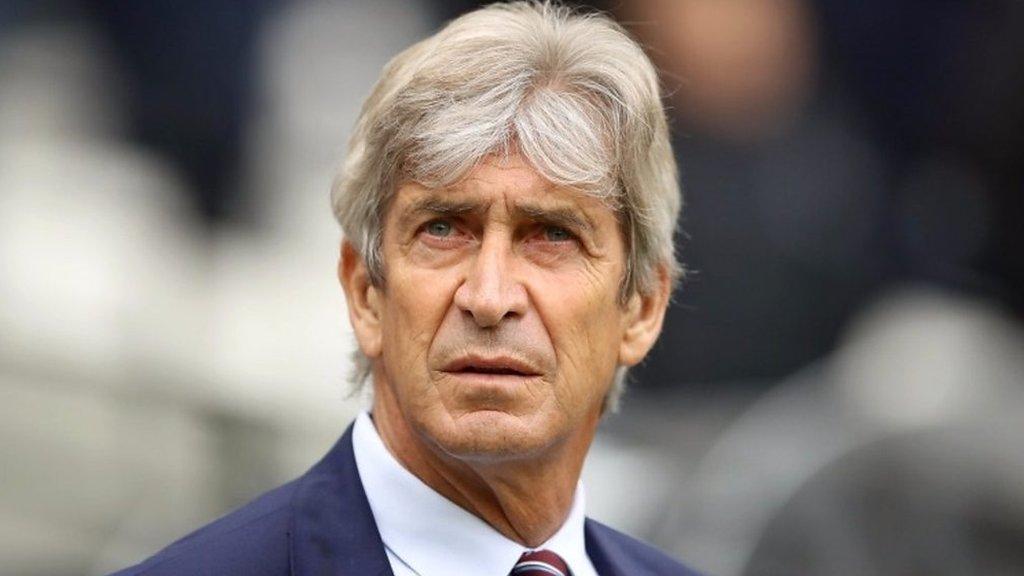 West Ham 0-0 Chelsea: Manuel Pellegrini rues Hammer's missed chances