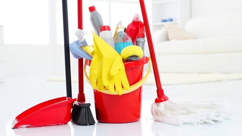 Cleaning products linked to poorer lung function