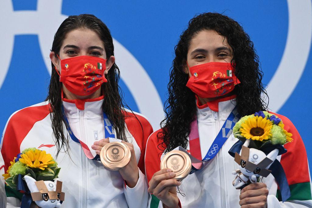 Medalla de bronce Mexico
