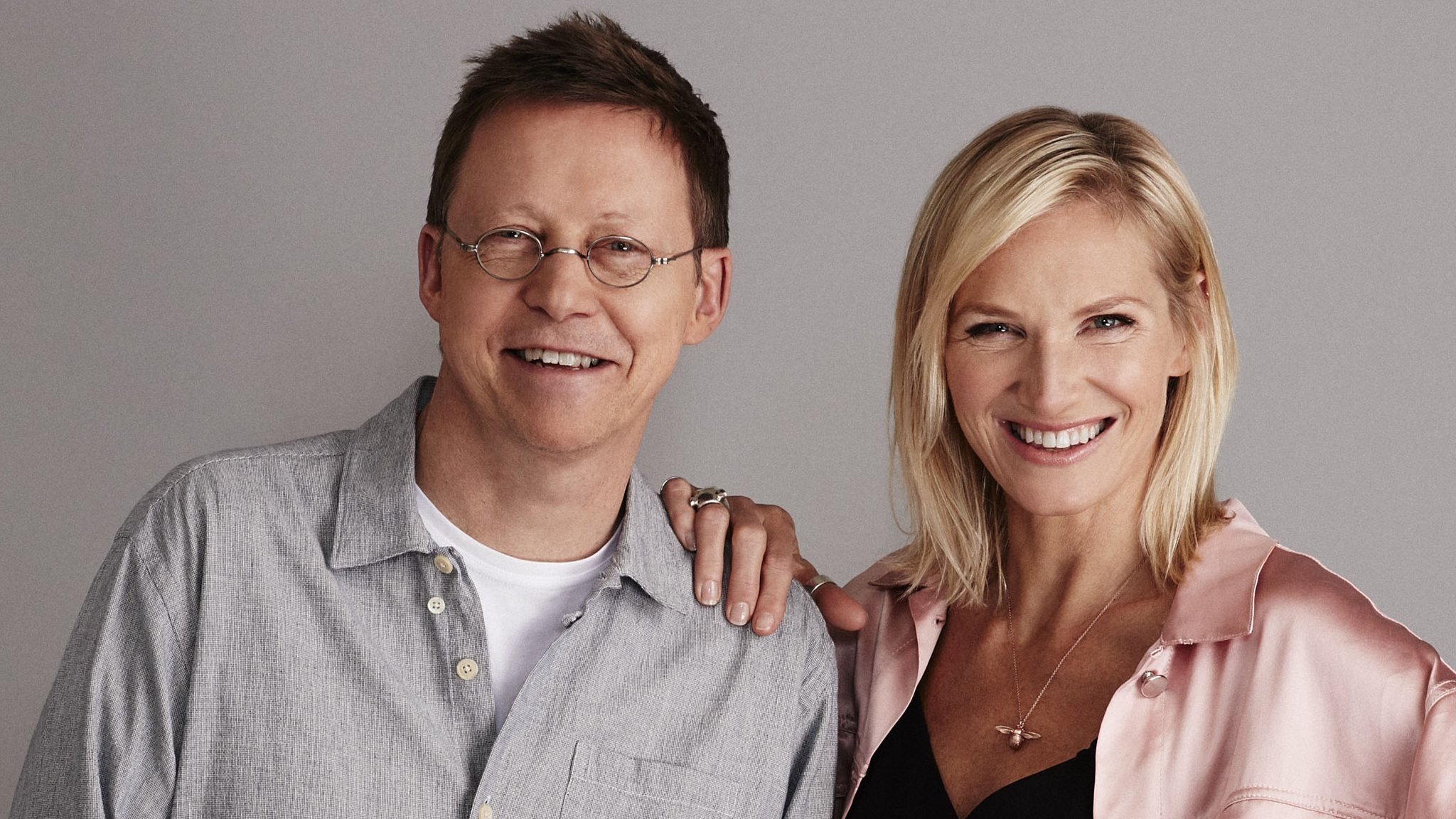 Mayo and Whiley: How long does a radio show take to settle in?