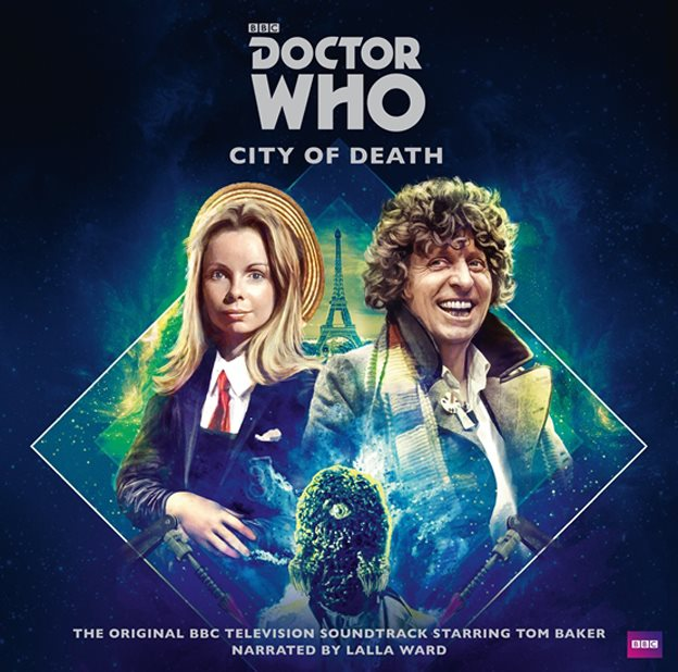 Artwork for Doctor Who: City Of Death