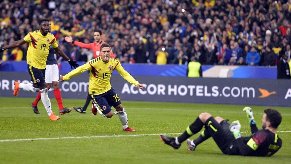 La épica remontada de Colombia frente a Francia en Paris fue un oportuno llamado de atención para el equipo europeo.