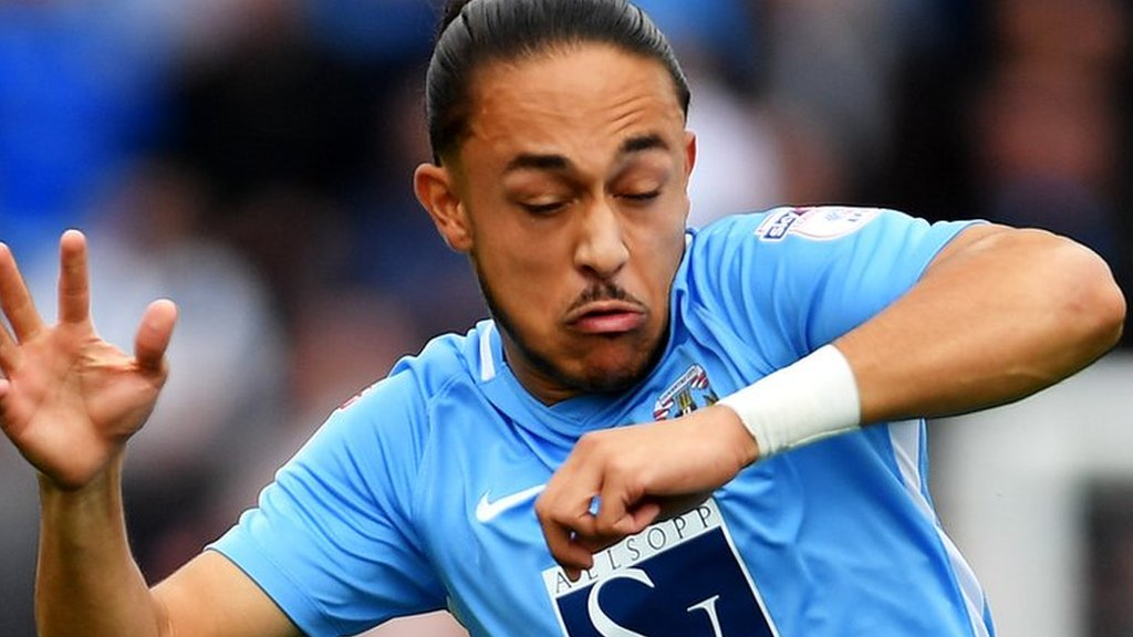 Coventry City: Jodi Jones ruled out for another year with a second ACL knee injury