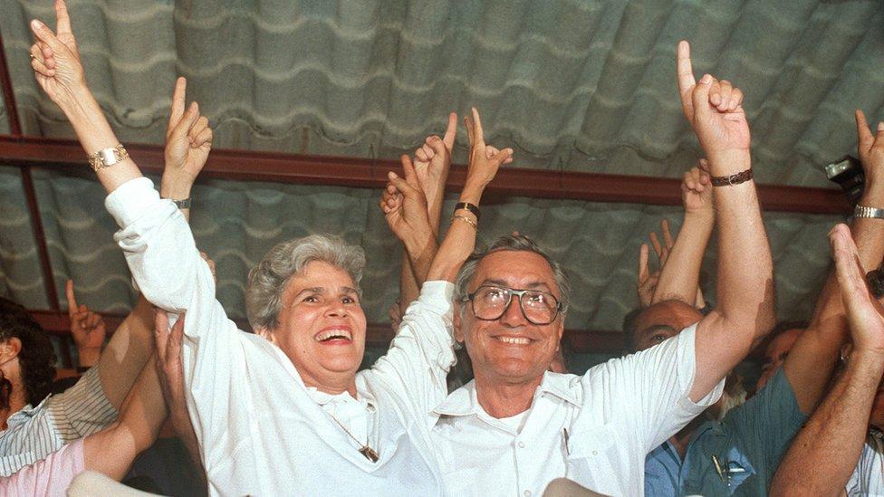 Irrumpen en iglesia y atacan a obispos — Nicaragua