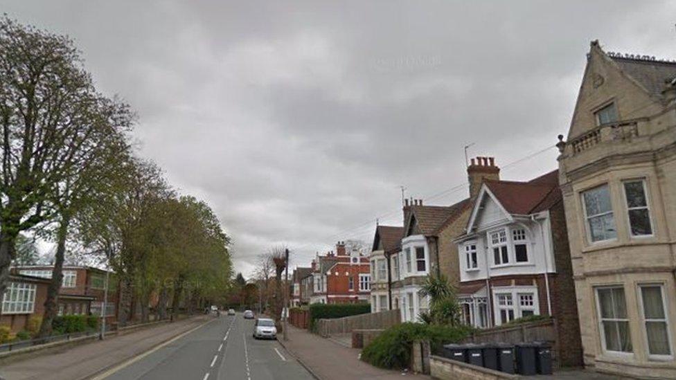 Park Road, Peterborough