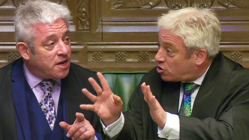 John Bercow: What's the role of a Speaker in Parliament?