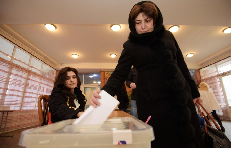 izbori u Jermeniji
