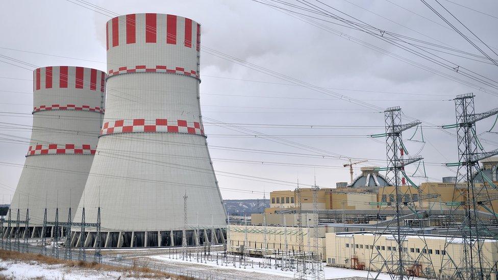 روسيا من بين الدول التي تقدم للدول النامية فرصا لإنشاء وتمويل مفاعلات نووية