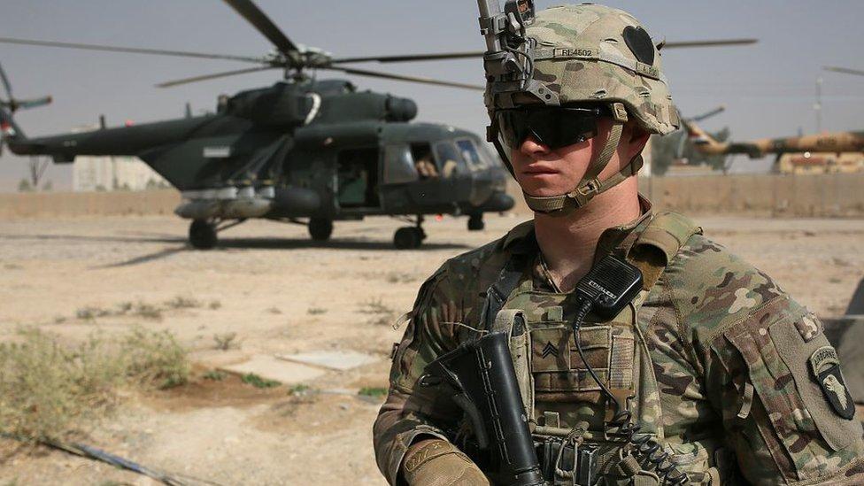 ईरानी हमले में 34 अमरीकी सैनिकों के आई थी सिर में चोट