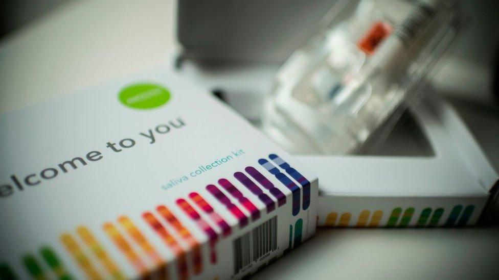 Kit de ADN