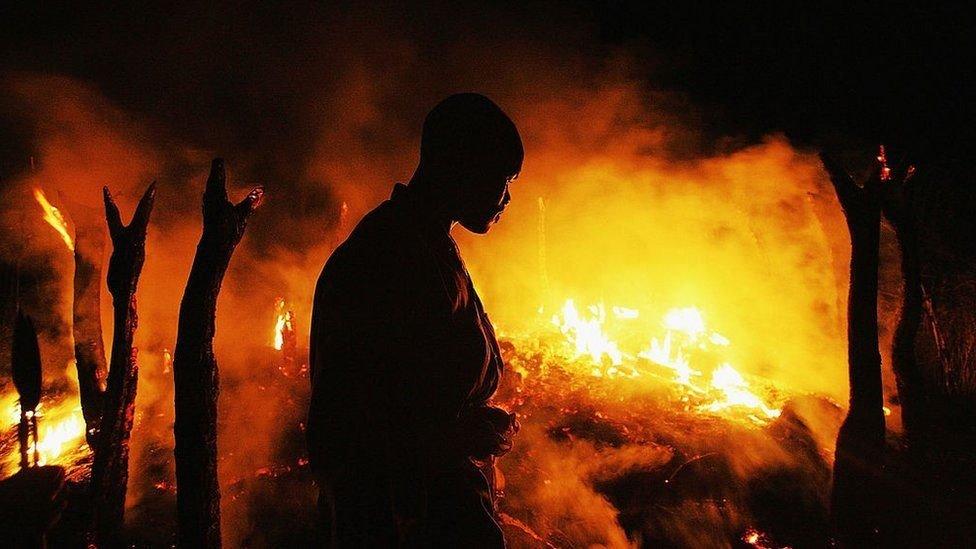 مازال الكثير من الناس في دارفور ينتظرون العدالة