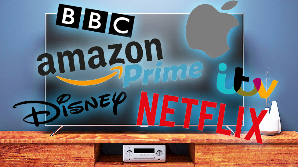 Apple, Netflix, Amazon: The battle for streaming survival