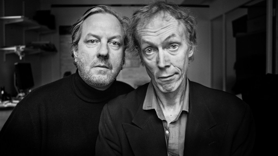 Charles and John Sabine