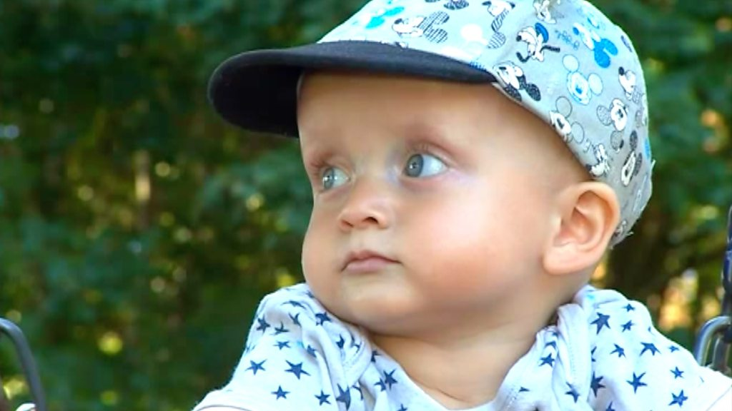 Oscar needs heart transplant but more child donors are needed