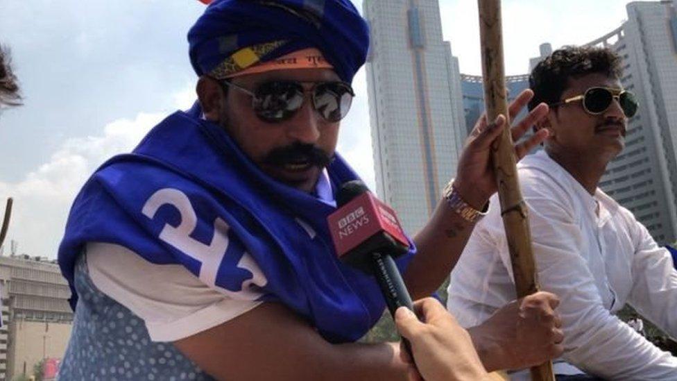 रविदास मंदिर: चंद्रशेखर को हिंसा के लिए क्यों दोष दे रहे हैं दलित चिंतक