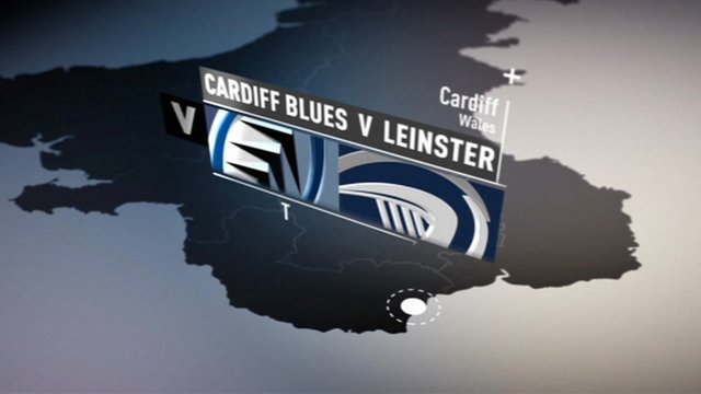 Pro12 Highlights: Cardiff Blues 13-16 Leinster