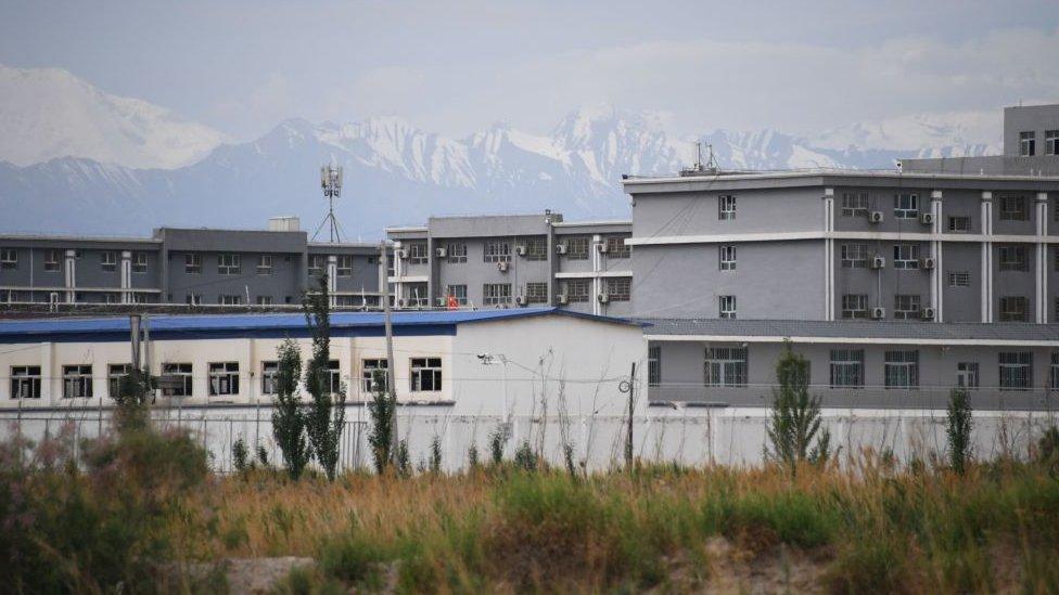 Uygur Türklerinin tutulduğu