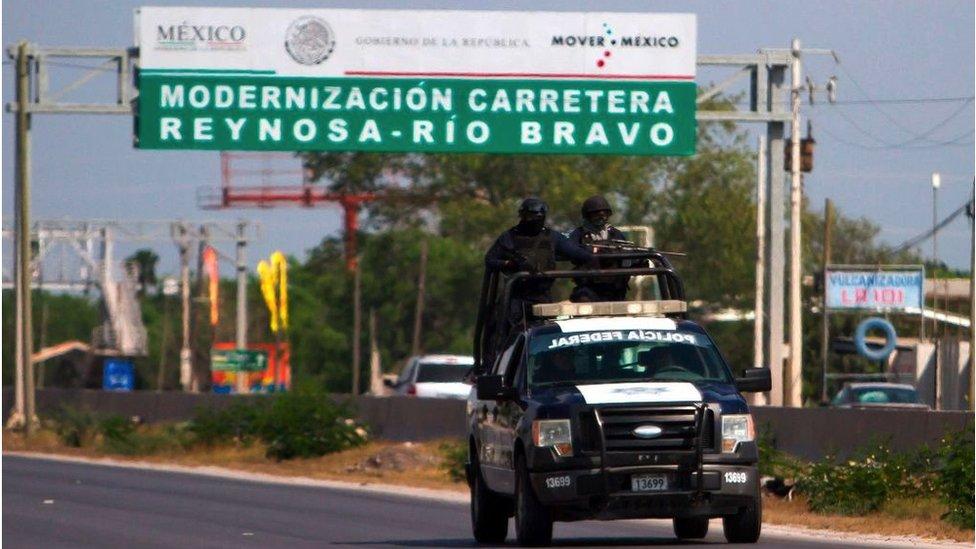 Carretera de Reynosa
