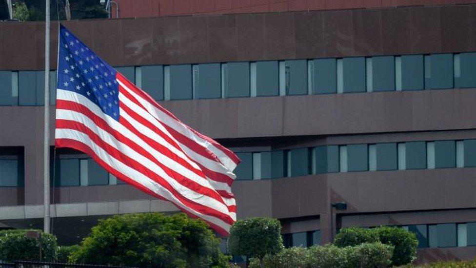 Embajada de Estados Unidos en Colombia