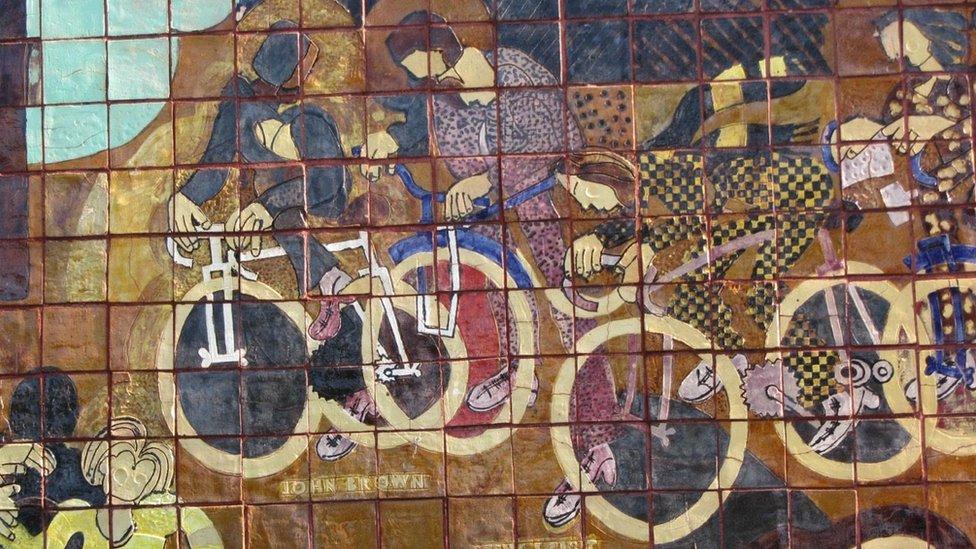 Aldi supermarket could 'destroy' Milton Keynes mural