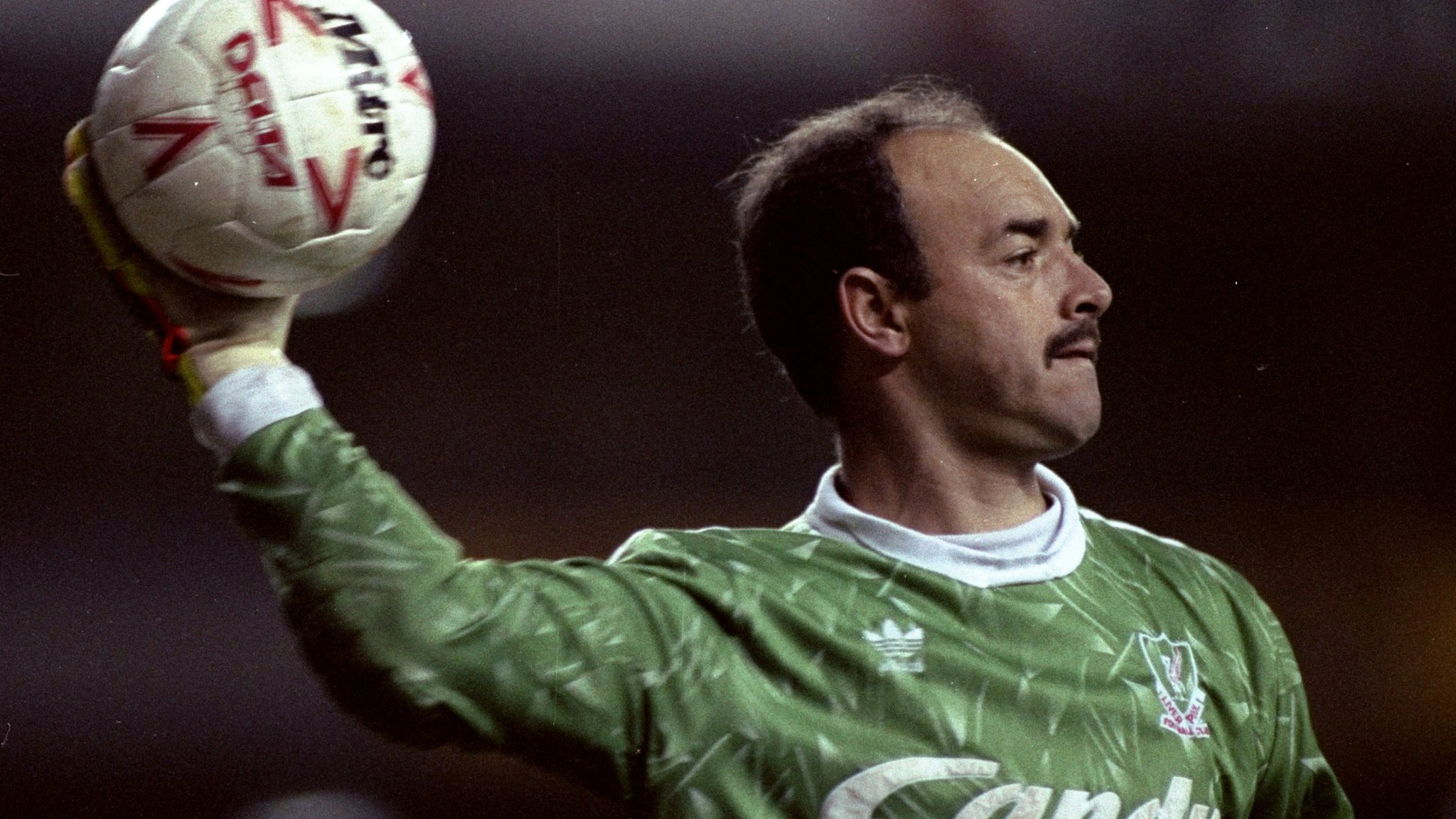 Football saved me after I killed enemy during war - Liverpool legend Grobbelaar
