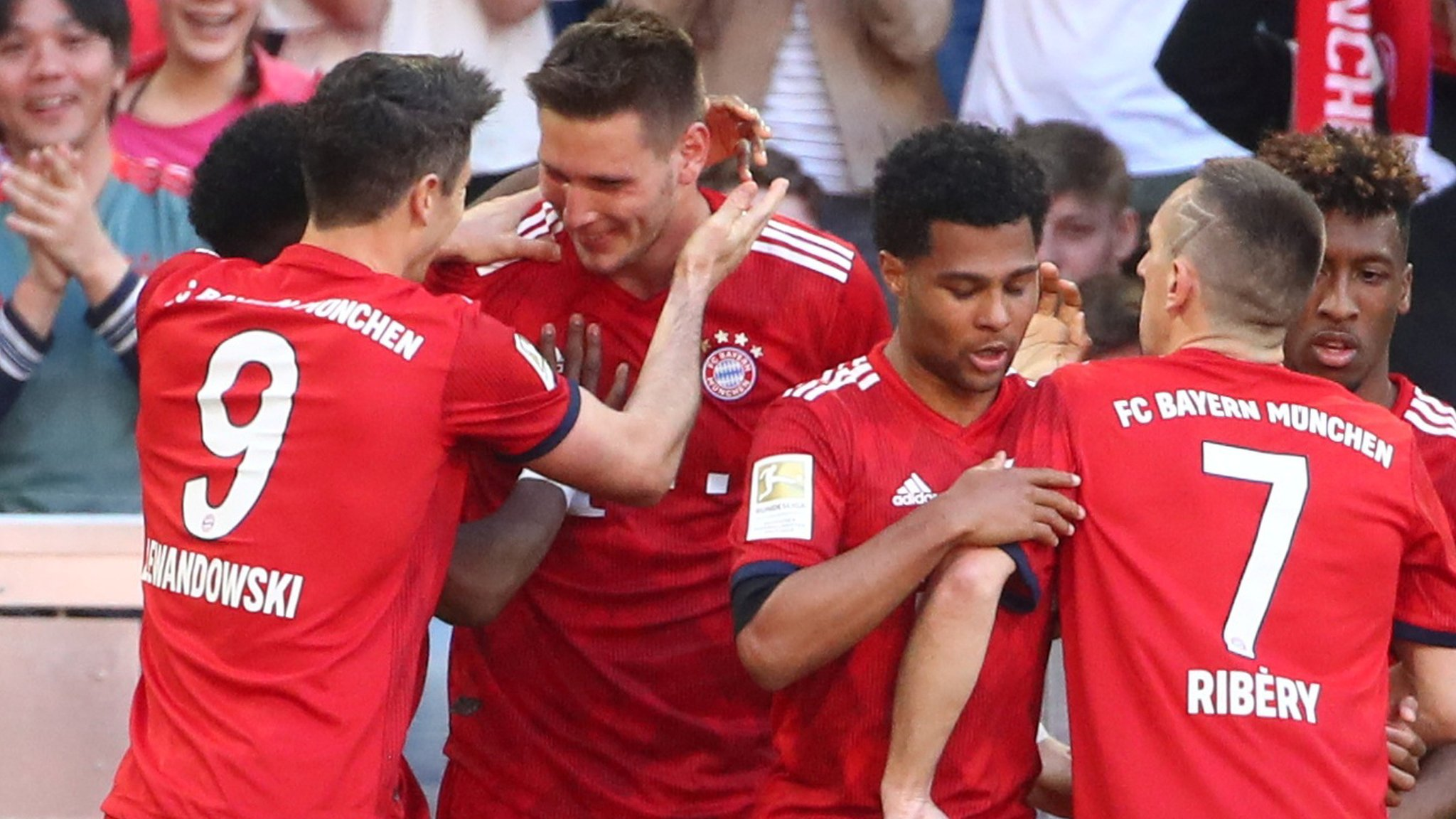 Bayern Munich 1-0 Werder Bremen: Champions go four points clear at top