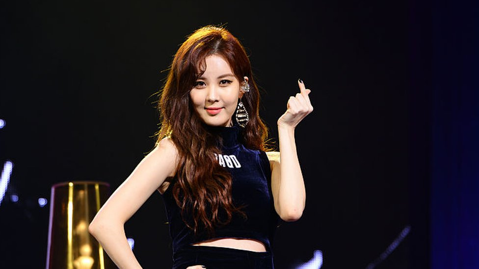 Seohyun de Girls ´Generation