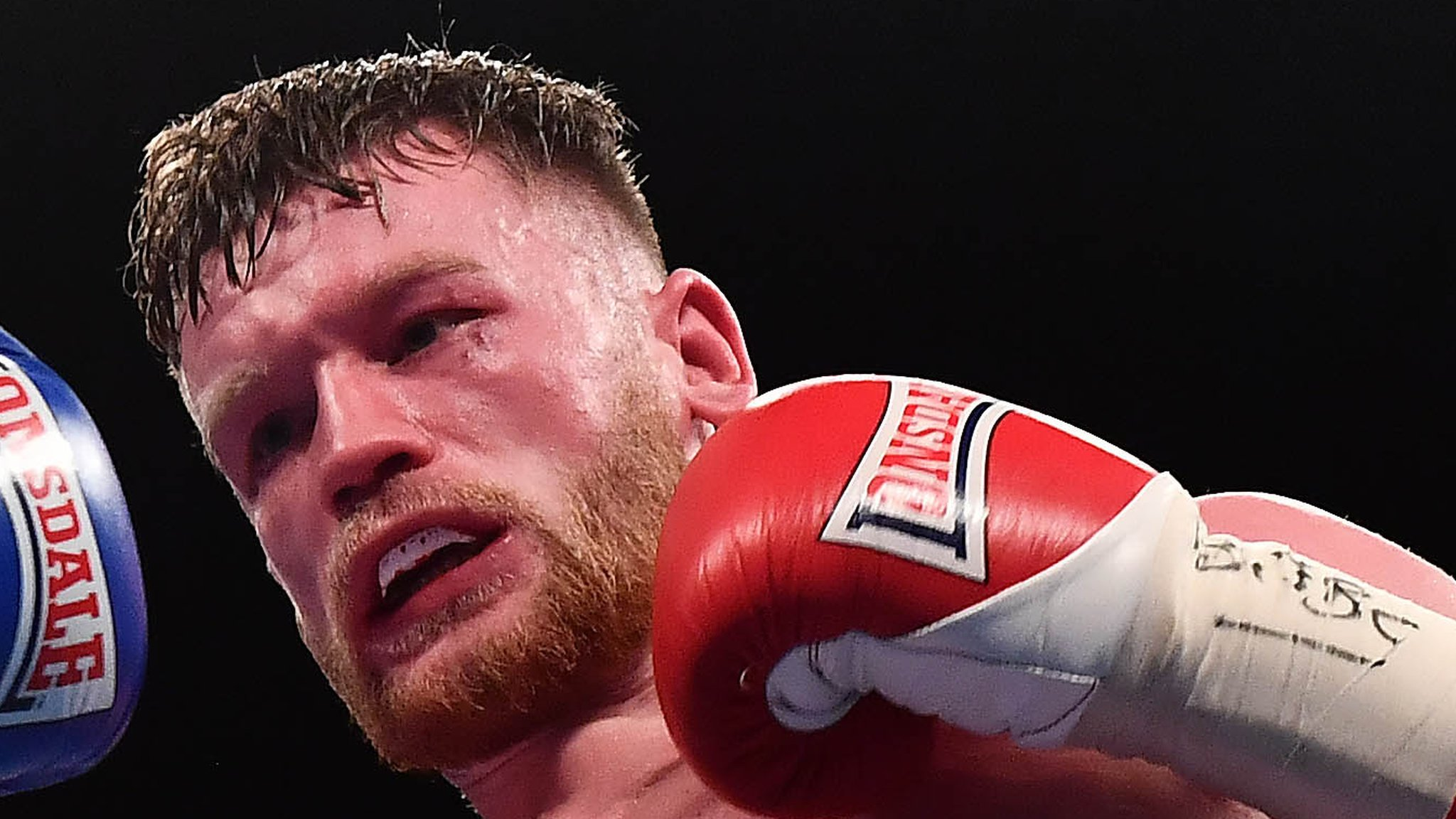 James Tennyson: Belfast fighter 'living every boxer's dream' in build-up to world title fight