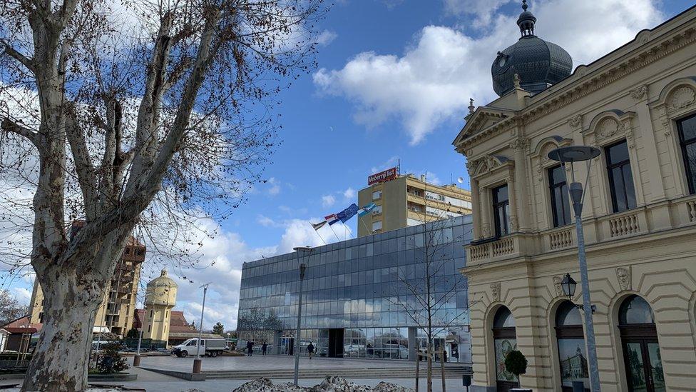Vukovar, februar 2019.
