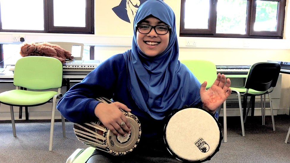 How a school in Bradford is beating the odds with music