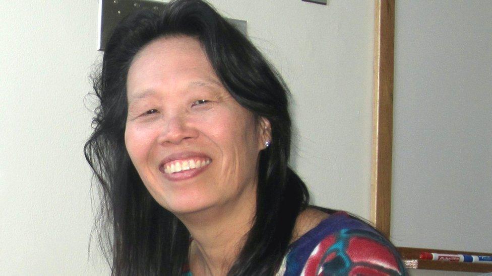 Rhoda Au na Universidade de Boston