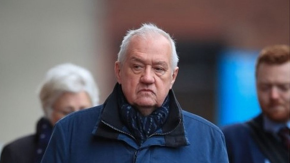 Hillsborough trial: Liverpool fan saw 'human cascade'