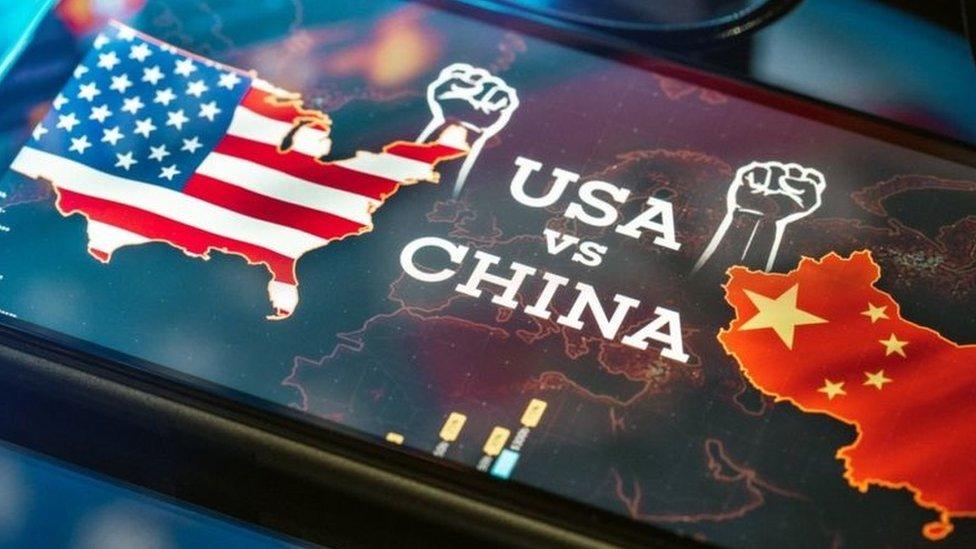 科技企業成為中美博弈的新戰場。