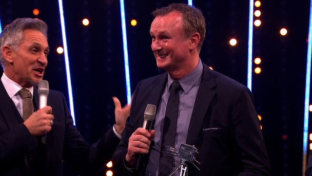 Michael O'Neill wins coach of the year