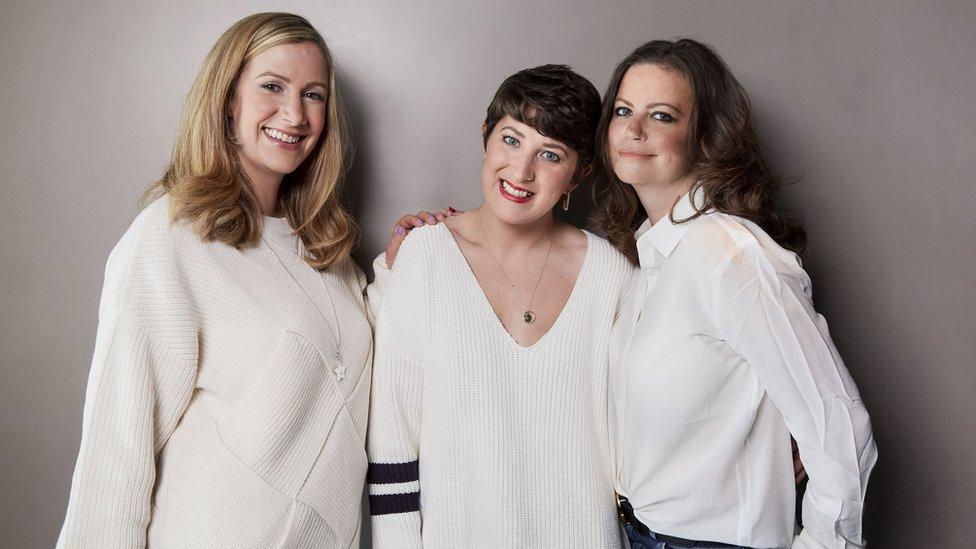 Rachael Bland, Lauren Mahon y Deborah James