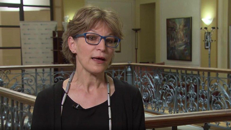 آنياس كالامار تقول إن هناك أدلة معقولة على ضلوع ولي العهد في قتل خاشقجي