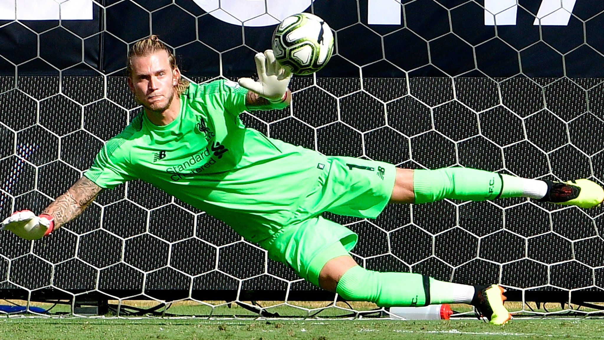 Liverpool's Karius set to join Besiktas on loan
