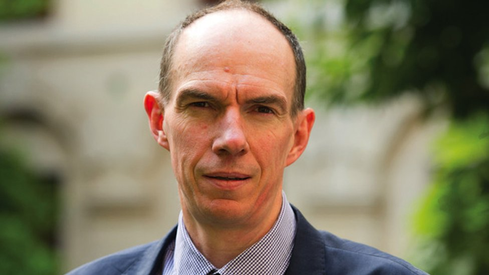 Sir Dave Ramsden