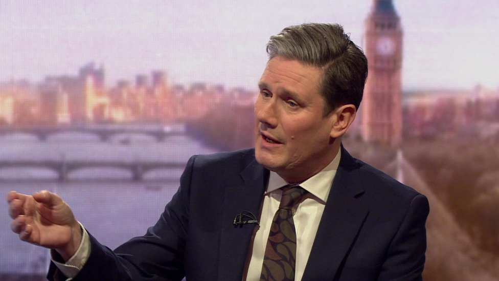 Labour wants new customs union treaty after Brexit - Starmer