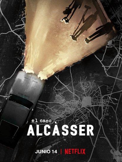 Carátula de la serie documental El caso Alcàsser