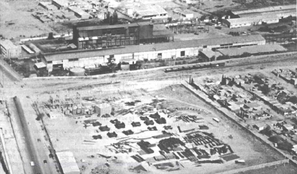 Las instalaciones de Achisa