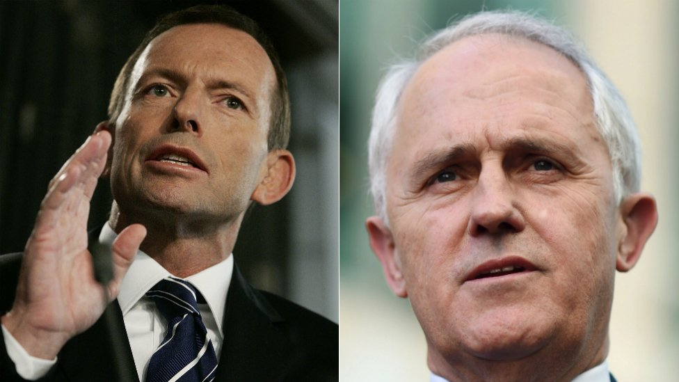 Tony Abbott / Malcolm Turnbull