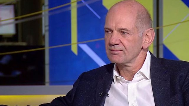 Formula 1: Adrian Newey 'feels responsible' on Ayrton Senna death