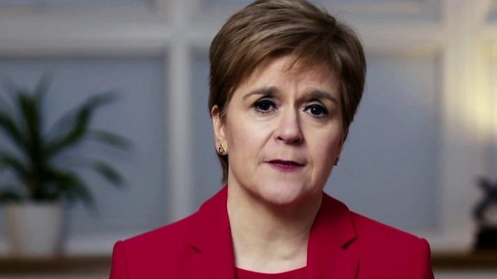Covid vaccinations to start next week, says First Minister Nicola Sturgeon