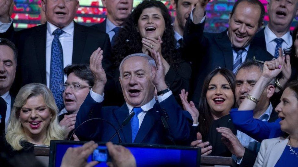 نتنياهو يتطلع إلى أن يكون الأطول أمدا في حكم إسرائيل