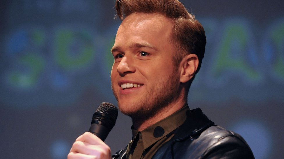 Town road closures for Olly Murs show