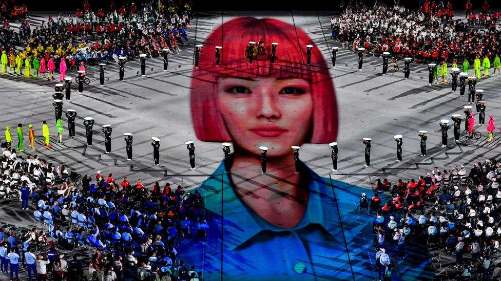 Ceremonija zatvaranja Paraolimpijskih igara