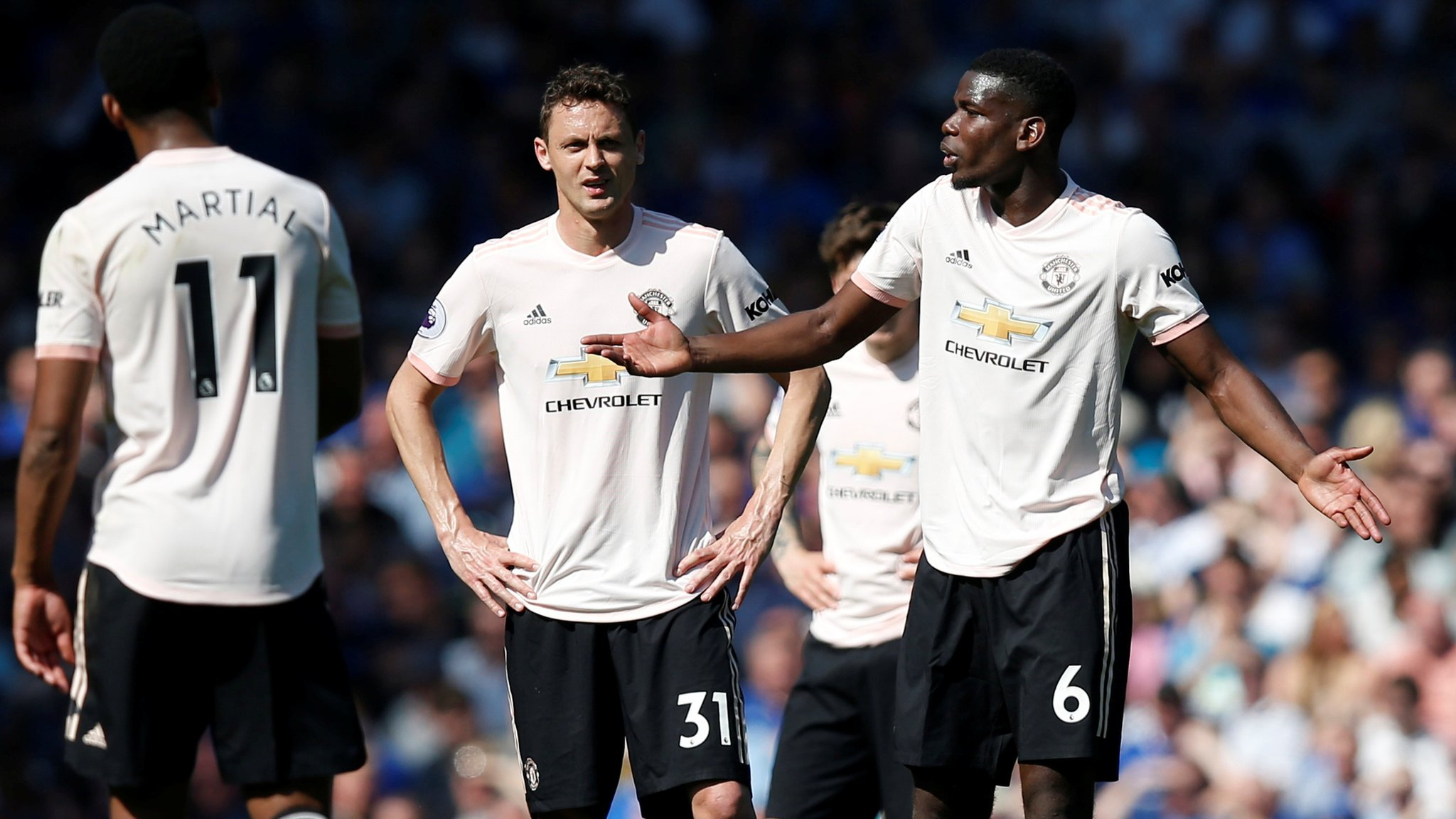 Man Utd sucked into vacuum of negativity - Jenas analysis