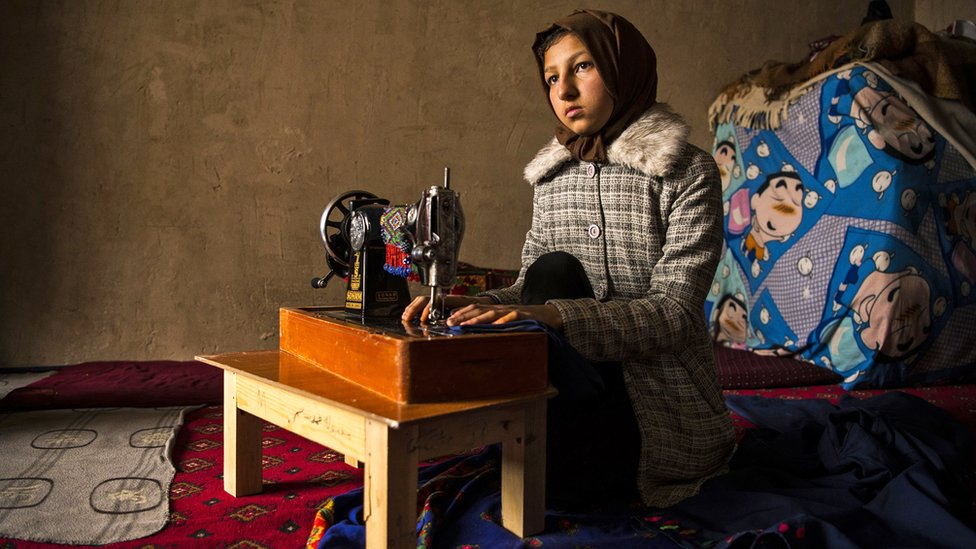 Afghanistan: The children caught in conflict