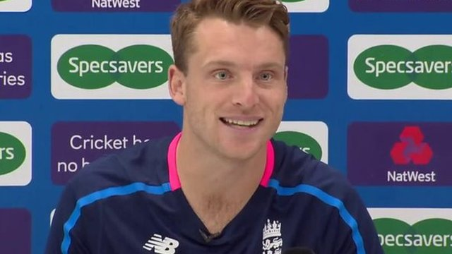 Jos Buttler: England recall feels like another debut